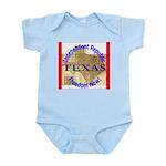 Texas-3 Infant Bodysuit