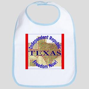 Texas-3 Bib