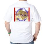 Texas-3 Golf Shirt