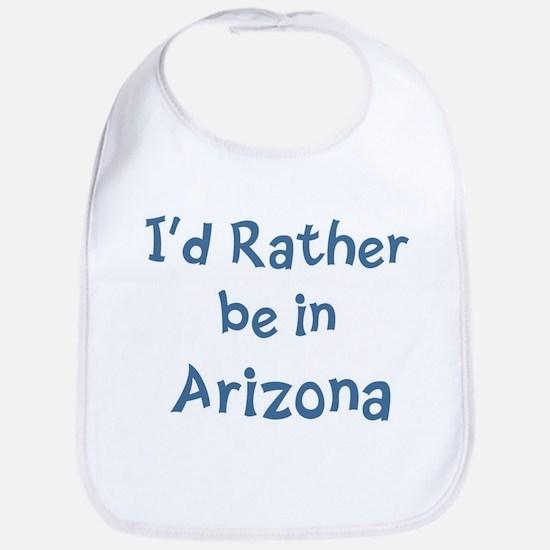 Rather be in Arizona Bib