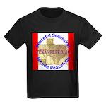 Texas-1 Kids Dark T-Shirt