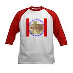 Texas-1 Kids Baseball Jersey