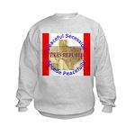 Texas-1 Kids Sweatshirt