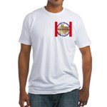 Texas-1 Fitted T-Shirt