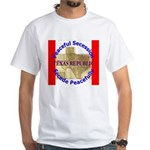 Texas-1 White T-Shirt