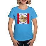 Texas-1 Women's Dark T-Shirt