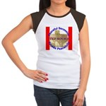 Texas-1 Women's Cap Sleeve T-Shirt