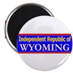 Wyoming-2 Magnet