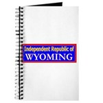 Wyoming-2 Journal