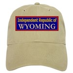 Wyoming-2 Cap