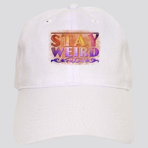 Stay Weird Cap