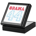 OBAMA 44 Keepsake Box