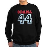 OBAMA 44 Sweatshirt (dark)