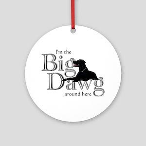 Big Dawg - Ornament (Round)