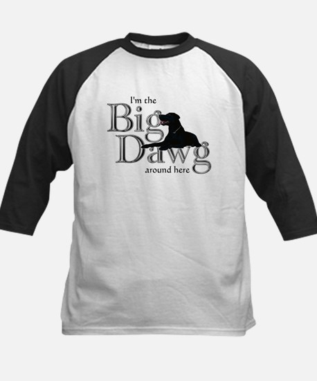 Big Dawg - Kids Baseball Jersey
