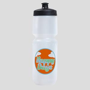 HAPPY DAYS RETRO SUN Sports Bottle