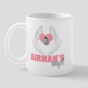 Airman's Angel Mug
