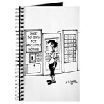 Vending Machine Cartoon 2988 Journal