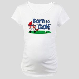 Born To Golf Maternity T-Shirt
