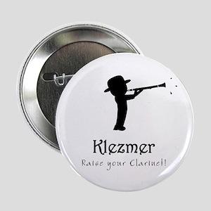 """Klezmer 2.25"""" Button"""