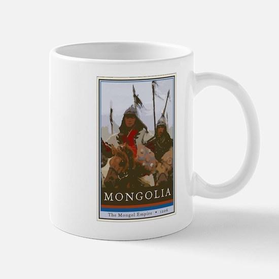 Mongolia Mug