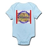 Wyoming-3 Infant Bodysuit