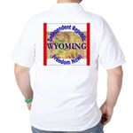 Wyoming-3 Golf Shirt
