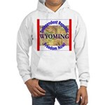 Wyoming-3 Hooded Sweatshirt