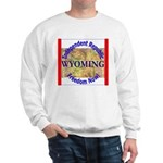Wyoming-3 Sweatshirt