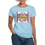 Wyoming-3 Women's Light T-Shirt