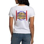 Wyoming-3 Women's T-Shirt