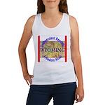 Wyoming-3 Women's Tank Top