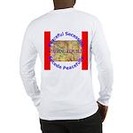 Wyoming-1 Long Sleeve T-Shirt