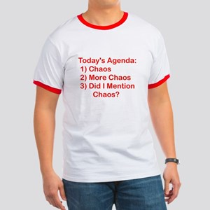 Today's Agenda: Chaos Ringer T