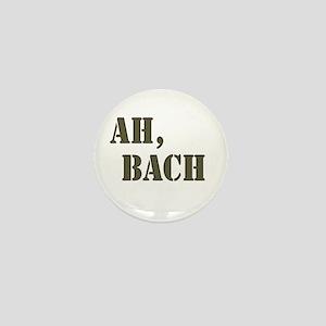 Ah, Bach Mini Button