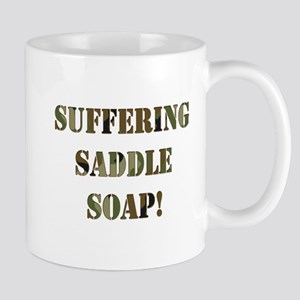 Suffering Saddle Soap Mug
