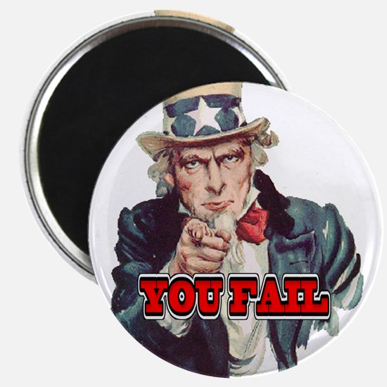 "fail 2.25"" Magnet (100 pack)"