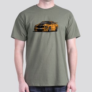 Ford Mustang Dark T-Shirt