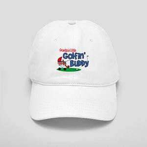 Grandpa's Little Golfin' Buddy Cap