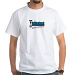 Tell the Band to Go Home White T-Shirt