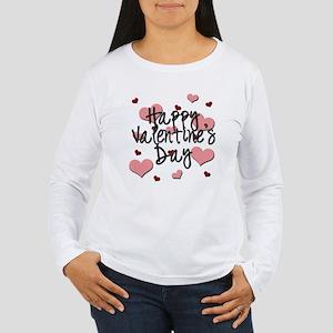 Valentine's Day Women's Long Sleeve T-Shirt