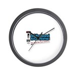Tell the Band to Go Home Wall Clock