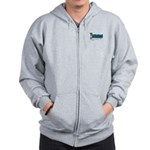 Tell the Band to Go Home Zip Hoodie