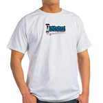 Tell the Band to Go Home Light T-Shirt