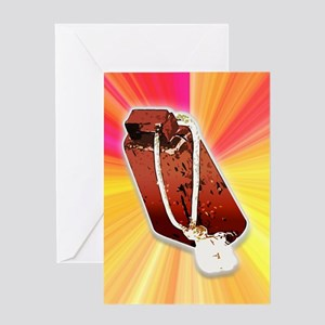 More Cowbell?... Greeting Card