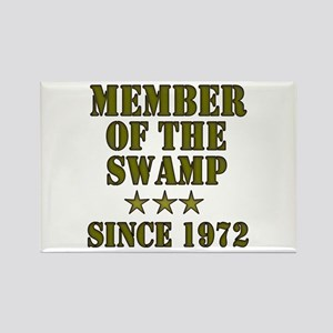 Swamp Member Rectangle Magnet