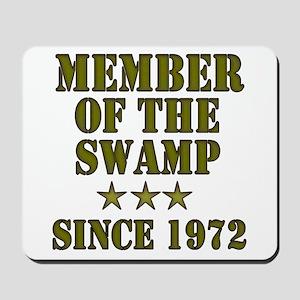 Swamp Member Mousepad