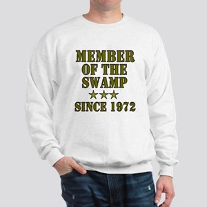 Swamp Member Sweatshirt