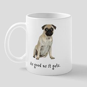 Good Pug Mug