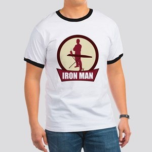 """Iron Man"" Ringer T"